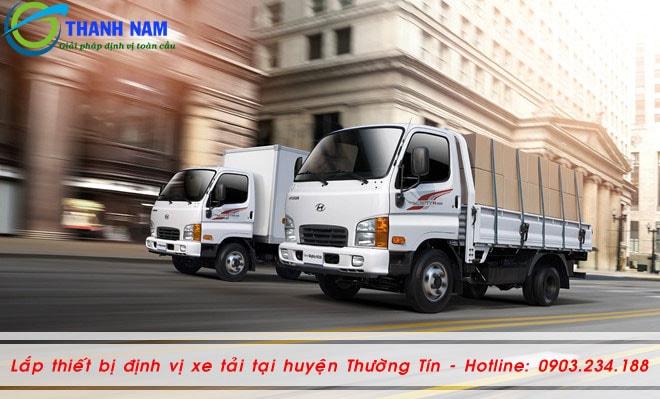 lắp đặt định vị xe tải tại huyện thường tín với giá siêu rẻ bảo hành 5 năm