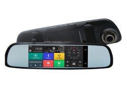 Thiết bị dẫn đường Webvision M39, camera hành trình kép 4G thông minh