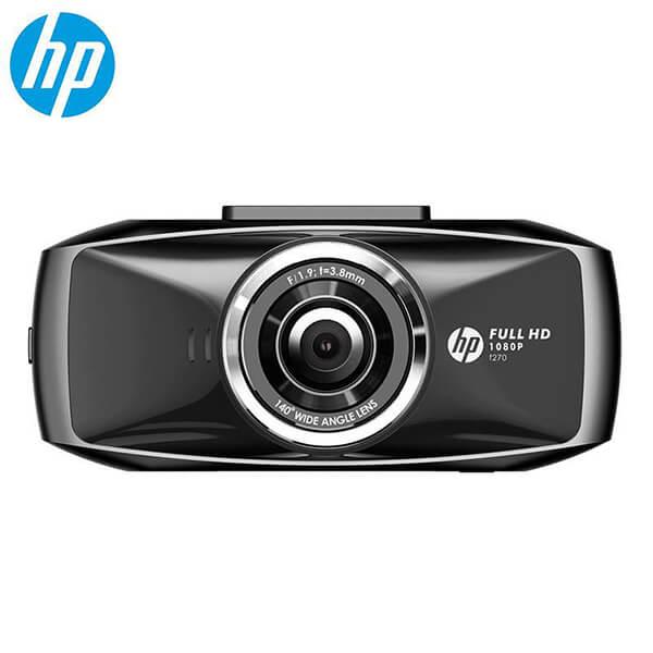 camera hành trình ô tô HP F280 được trang bị cảm biến G Sensor