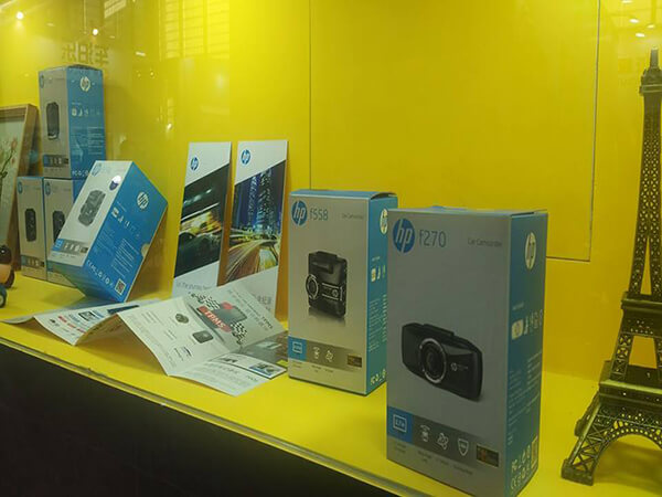 các mẫu camera hành trình hp chính hãng 100% tại thành nam gps