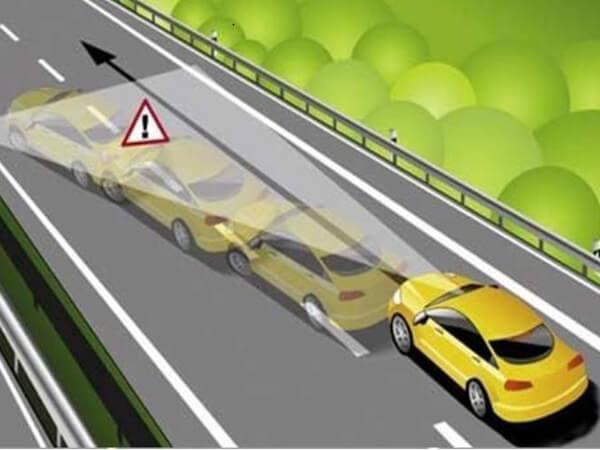 camera hành trình có hệ thống cảnh báo giao thông thông minh - hỗ trợ lái xe an toàn