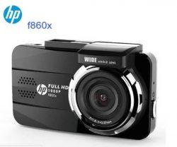 Camera hành trình HP F860X ghi hình 2 mắt kèm wifi