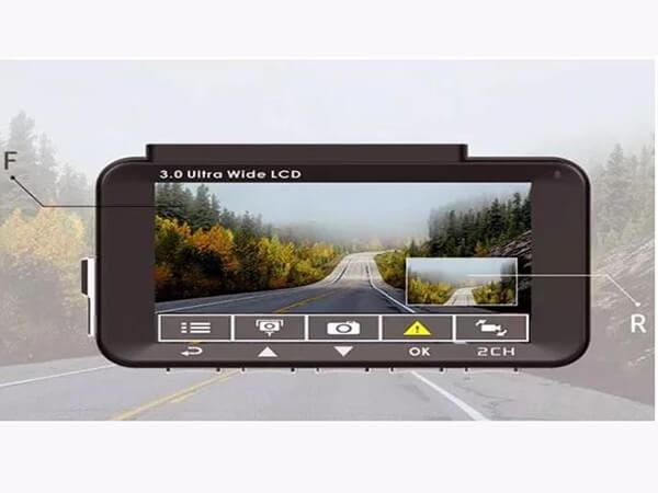 hp f860x ghi hình với chất lượng hình ảnh sắc nét - chân thực