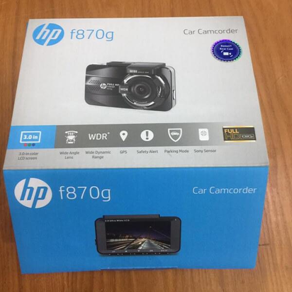 hộp đựng camera hành trình hp f870g