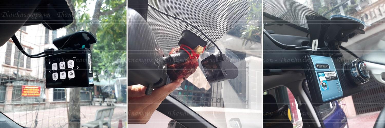 lắp đặt camera hành trình ô tô chính hãng ở nam định