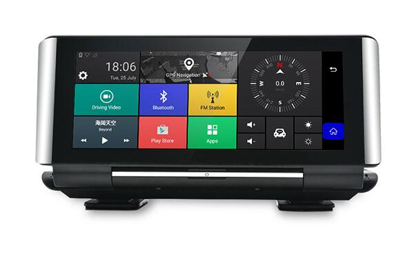cận cảnh camera hành trình xe webvision n93 plus tại thành nam gps