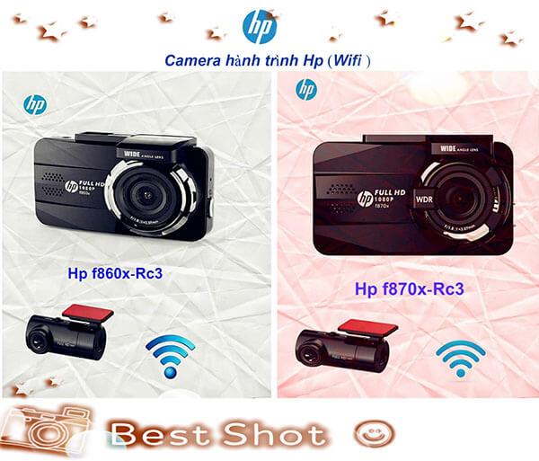 camera hành trình HP F870X RC3
