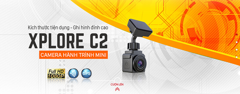 camera hành trình vietmap xplore c2 mini