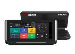 Camera hành trình Webvision N93 Plus Ai tích hợp sim 4G GPS