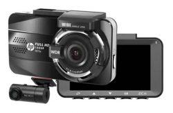 Camera hành trình trước sau HP F870X wifi GPS RC3