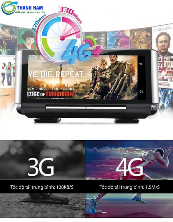 webvision n93 plus được trang bị 4g, wifi, gps, bluetooth