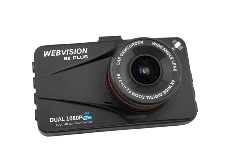 camera hành trình webvision s8 plus tại thành nam gps