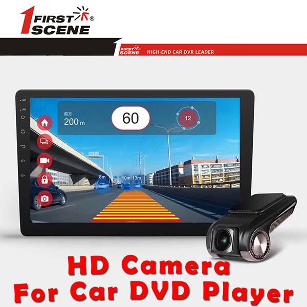 camrera hành trình tích hợp đầu DVD vô cùng tiện dụng
