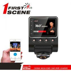 Camera hành trình 360 độ Firstscene X60 Wifi