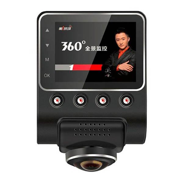camera hành trình ô tô firstscene hỗ trợ ghi hình ngược sáng