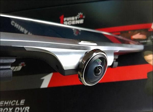 mắt ghi hình của Firstscene X66