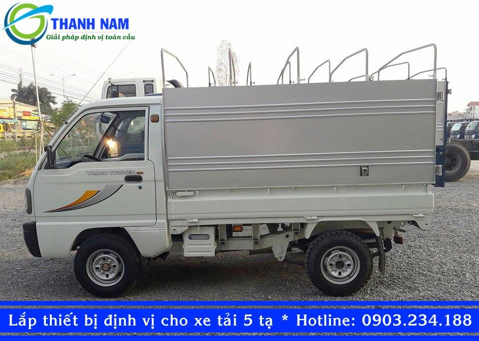thiết bị định vị cho xe tải 5 tạ tại hà nội