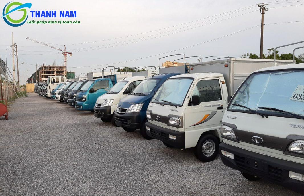 quản lý - giám sát đội xe hiệu quả với thiết bị định vị xe tải