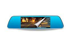 Camera hành trình Vietmap IDVR P1 kiêm dẫn đường, camera kép, 3G xem từ xa qua điện thoại