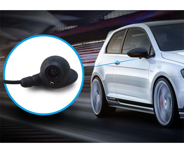 vietmap r001 hỗ trợ người lái dễ dàng quan sát được các điểm mù của xe