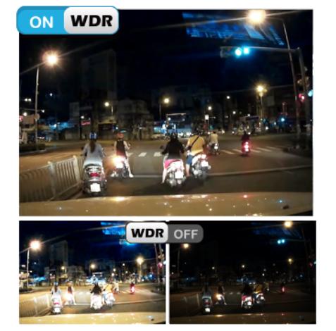 C61 ghi hình sắc nét cả ngày lẫn đêm