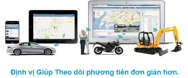 giám sát hành trình ô tô bằng phần mềm quản lý của Thành Nam GPS