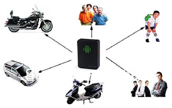 Thiết bị quản lý xe cộ tài sản thông minh - hiệu quả