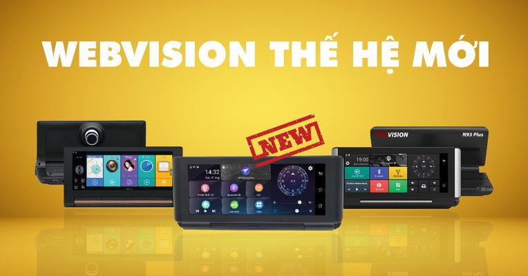 camera hành trình thế hệ mới webvision n93x