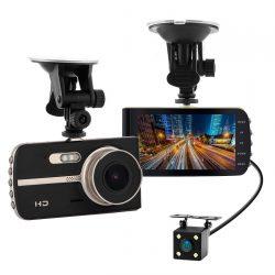 Camera hành trình Webvision S5 ghi hình trước sau