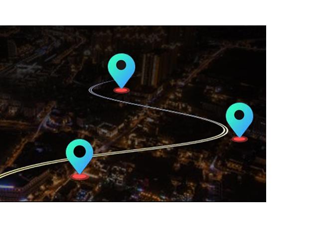 camera hành trình ô tô có tích hợp định vị GPS