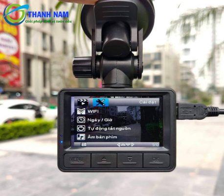 camera hành trình carcam w2 chất lượng ghi hình full HD