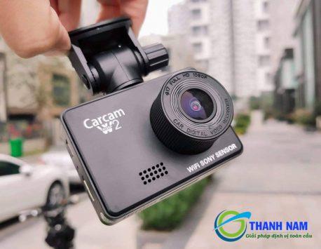 carcam w2 sở hữu tính thẩm mỹ cao