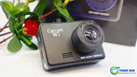 camera carcam w2 có độ bền lớn