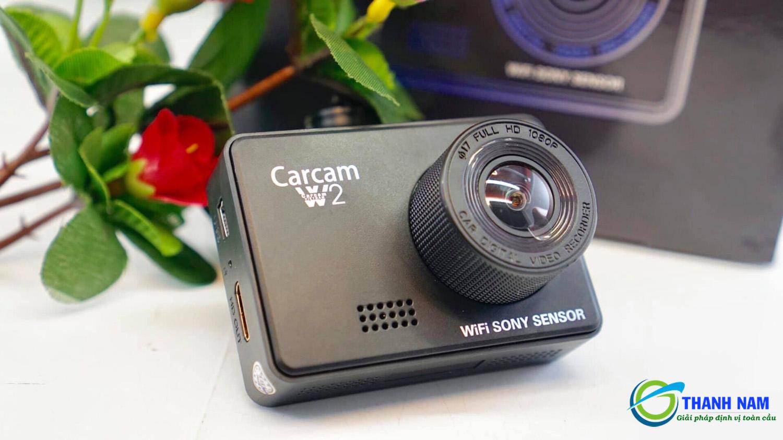 camera carcam w2 sử dụng siêu tụ điện Capacito