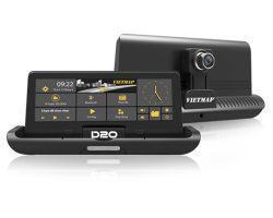 Camera hành trình Vietmap D20, camera kép có GPS, Wifi, 4G