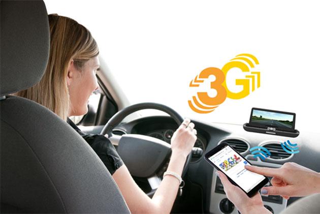 camera hành trình vietmap d20 hỗ trợ kết nối wifi, 3g và 4g