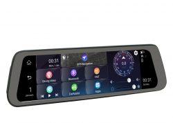 Camera hành trình Webvision M39X Ai 2 mắt trước sau, GPS, Wifi, 4G