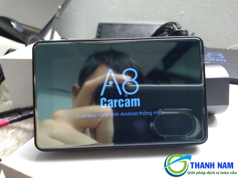 thiết kế tinh tế của chiếc a8 carcam