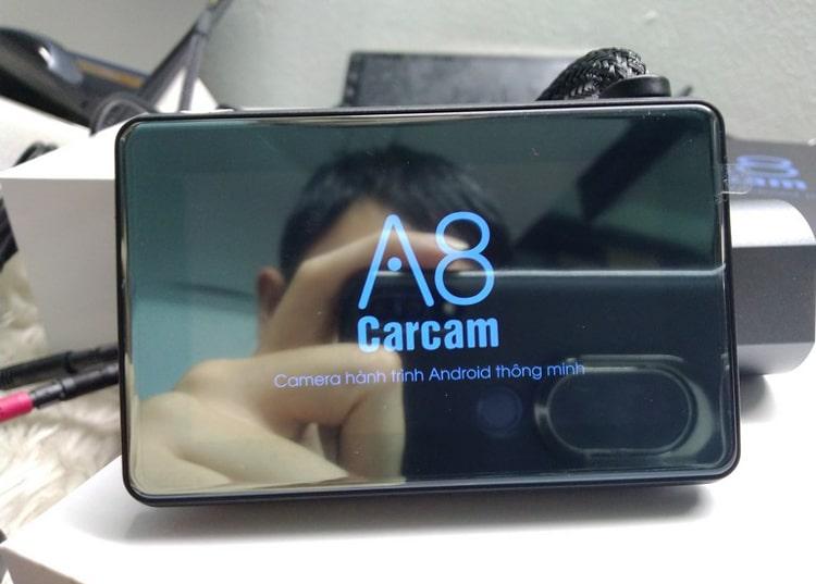 thiết bị camera hành trình a8 carcam có kết nối wifi, 3g