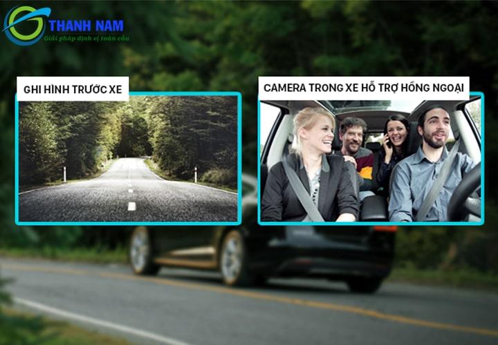 vietmap m200 có chất lượng hình ảnh cao full hd