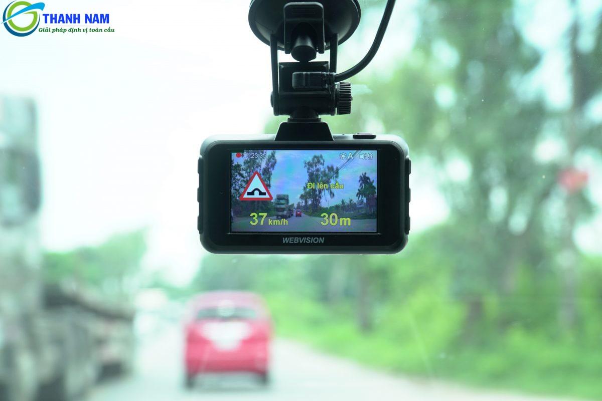 webvision a28 ghi hình 4k siêu nét