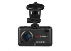 Camera hành trình Webvision A28  ghi hình 4K, GPS, WIFI