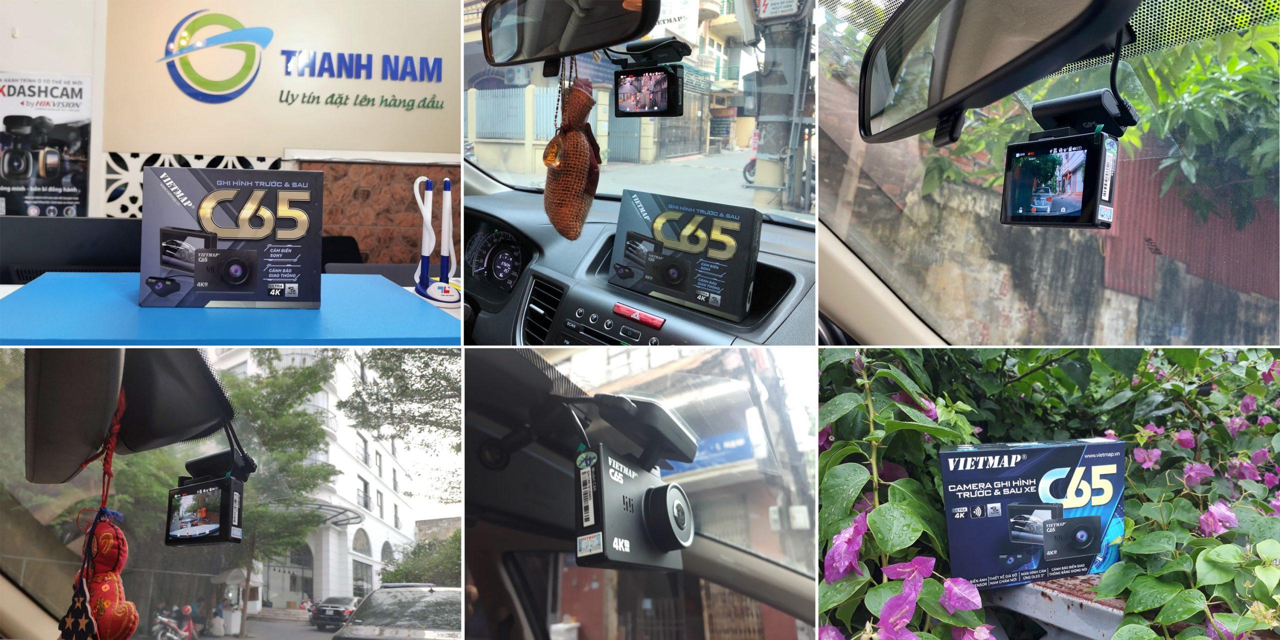 vietmap c65 thành nam gps thế giới nội thất ô tô