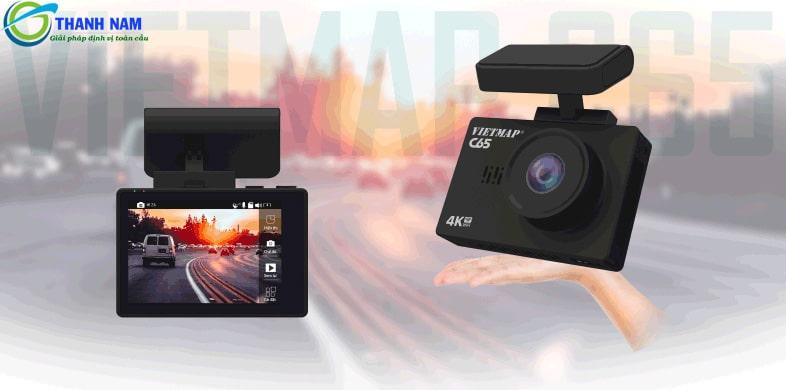 c65 được trang bị công nghệ ghi hình nhanh bằng cử chỉ