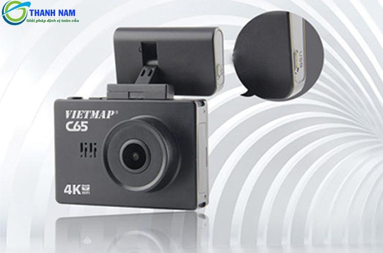 vietmap c65 được tích hợp chip GPS cao cấp