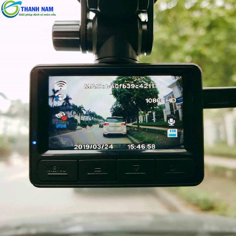 địa chỉ lắp camera hành trình giá rẻ carcam w2 tại hà nội