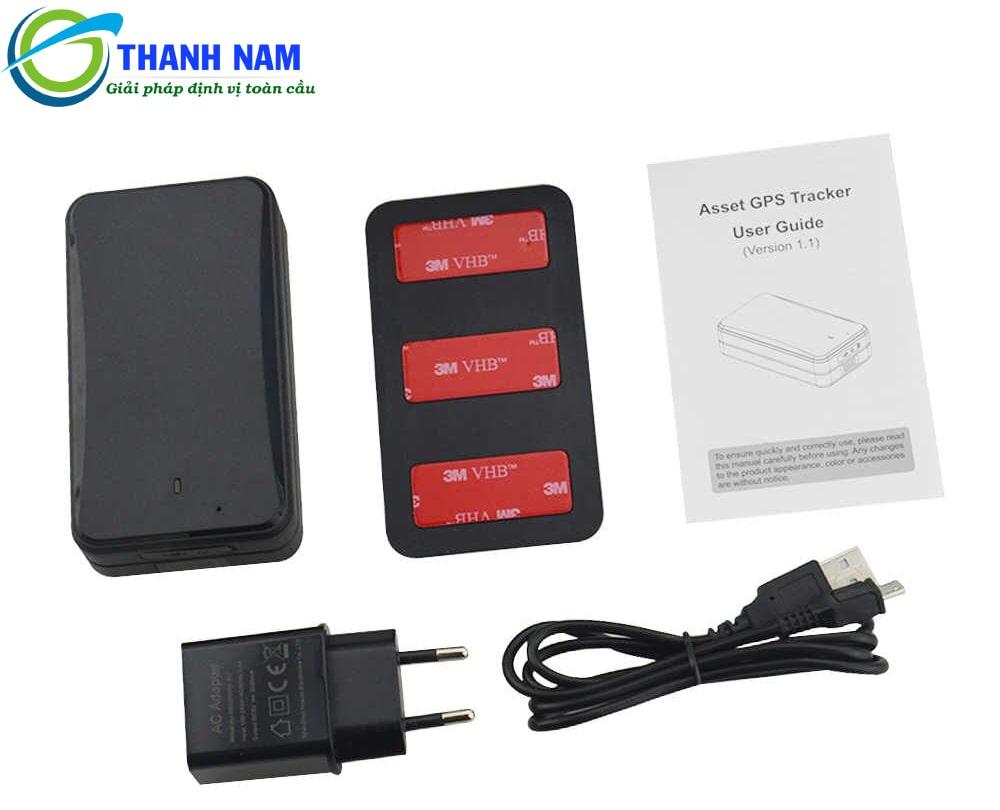 định vị ô tô pin khủng 30 ngày tại thành nam gps - AT4 GPS Tracker
