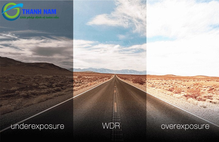 70mai lite ghi hình full hd 1080P cho hình ảnh sắc nét chân thực