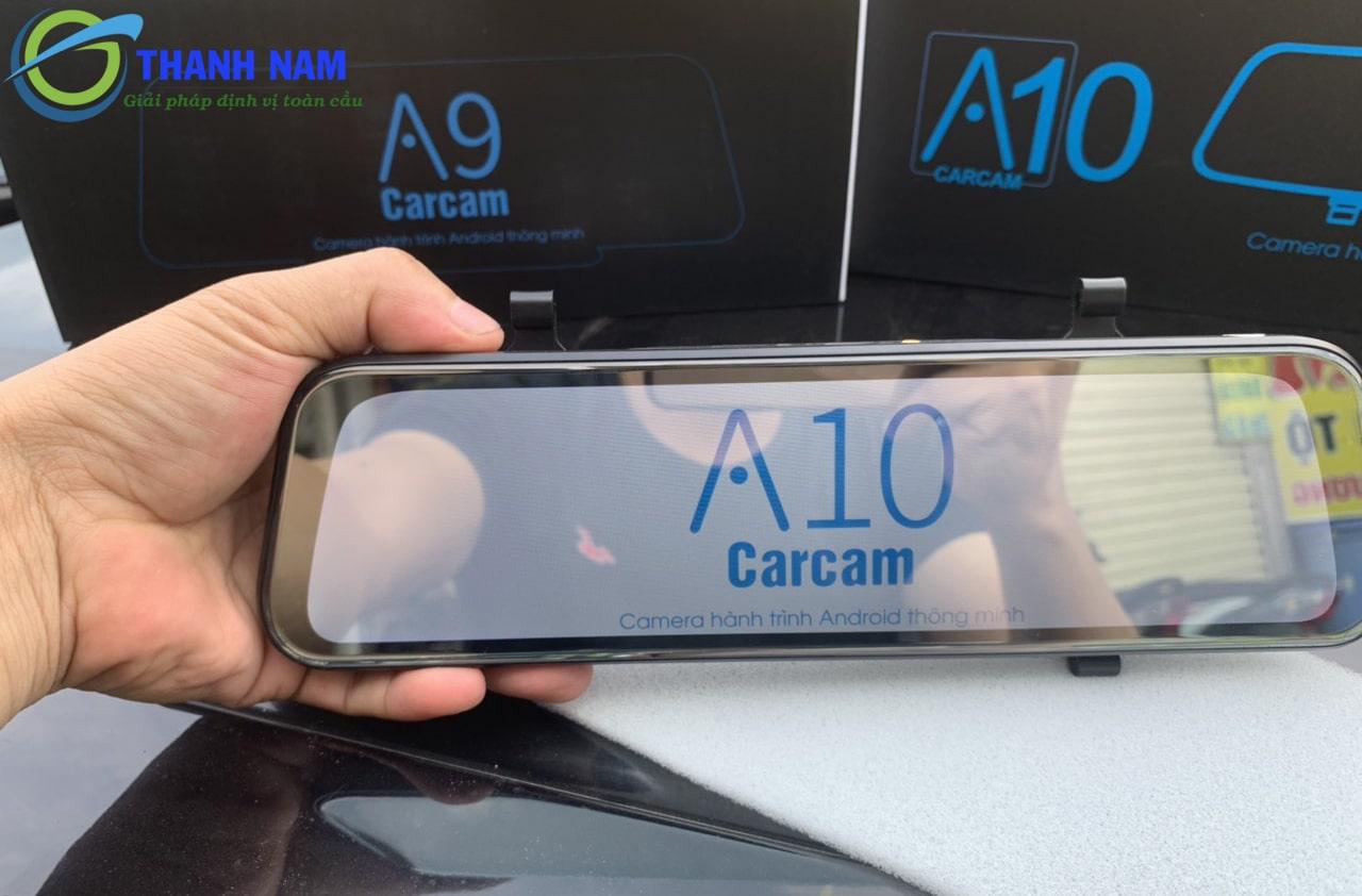 địa chỉ mua camera hành trình gương android a10 uy tín và chính hãng tại việt nam