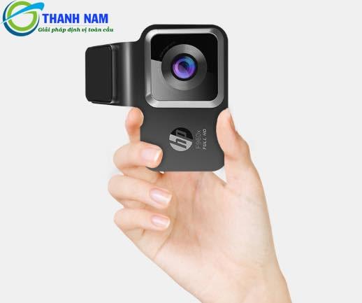 hp f960x là chiếc camera hành trình ô tô giá rẻ với kích thước siêu nhỏ gọn